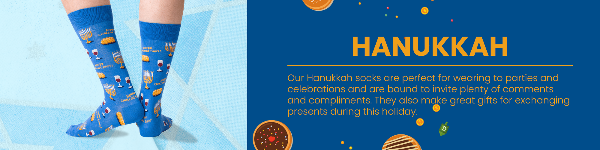 Men's Hanukkah
