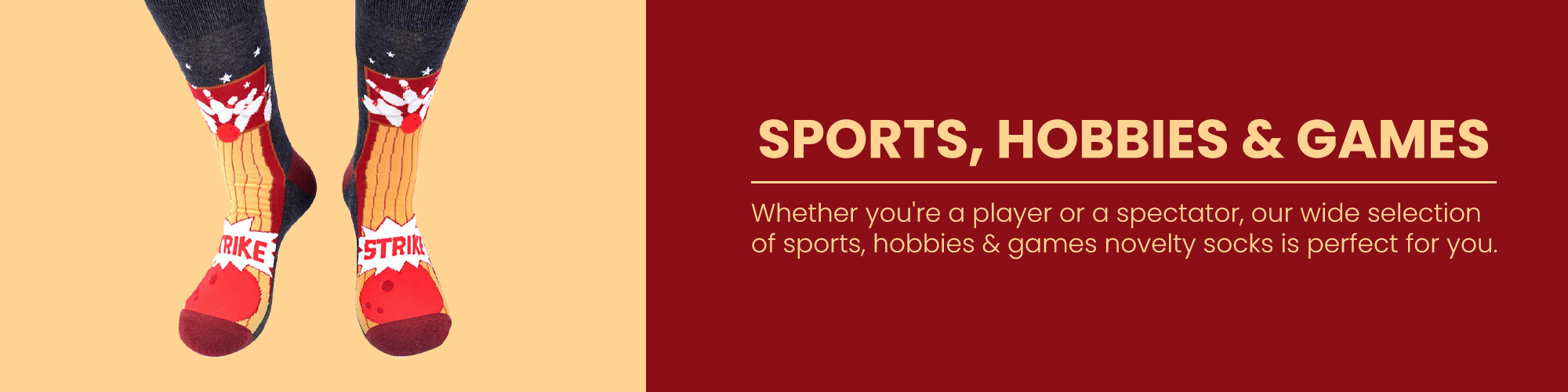 Men's Sports, Hobbies, and Games