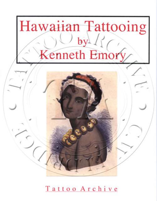Hawaiian Tattooing