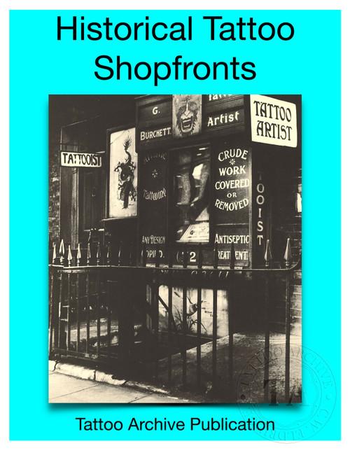 Historical Tattoo Shopfronts