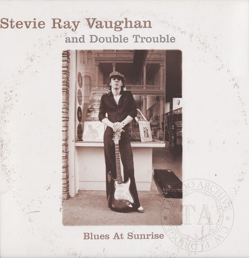 Original Stevie Ray Vaughan Promotion Item