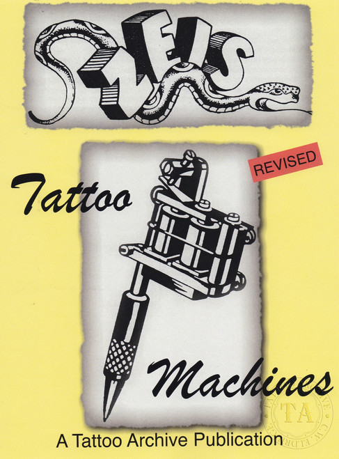 Milton Zeis Machine Booklet