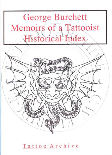 Memoirs of a Tattooist Index
