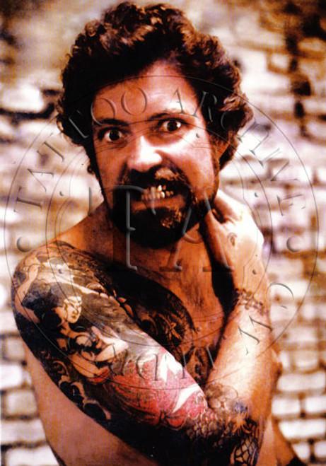 Mike Malone, aka Rollo Banks, aka Mr. Lucky in Honolulu 1977. 4 x 6
