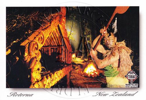 Tamaki Village Postcard - 2