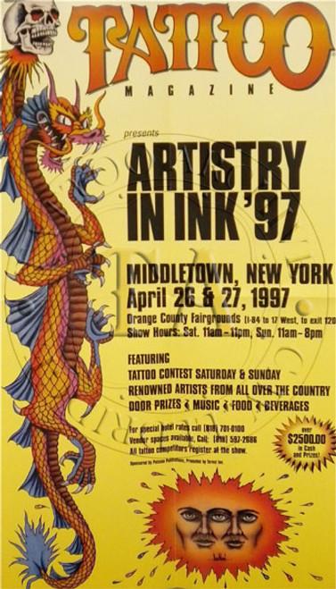 Artistry In Ink - 1997