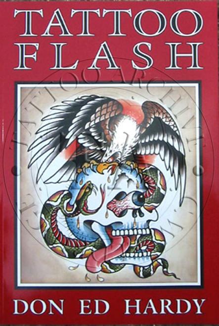 Tattoo Flash Cover