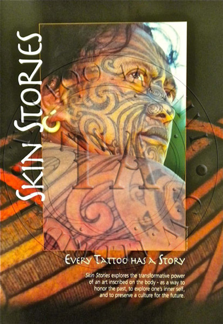 Skin Stories Poster