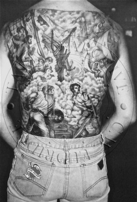 Ian of Reading Tattooing