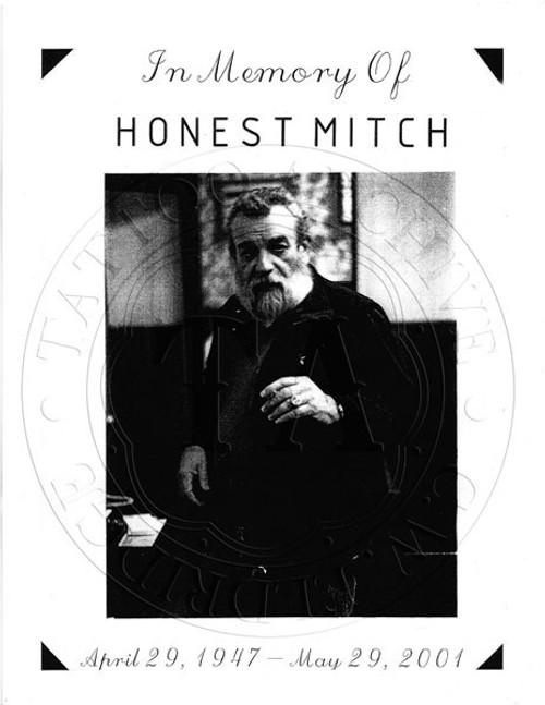 Mitch Mitchell Memorial