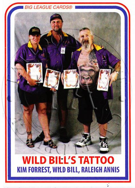 Wild Bill's Tattoo