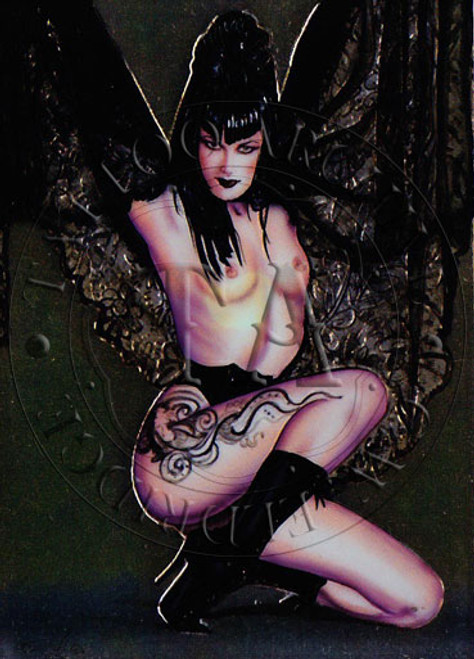 Olivia Collector Card