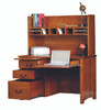 Rivertown desk and hutch 2076-YT-2050