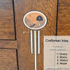 Craftsman Inlay Sample