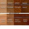 Aurora Wood Samples
