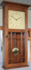 Lancaster Wall Clock #211-BH