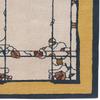 Craftsman Pasadena Parchment Rug Close up
