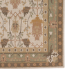 Craftsman Donegal Killybegs Buttercream Rug  Close Up