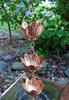 Copper Rain Chain