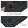 Black Stain Free Rug