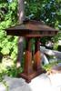 Craftsman Double Pedestal Lamp