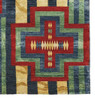 Chief Blanket Rug SW-5A Detail