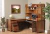 Rivertowne L-Desk and Hutch