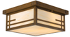 """Brookdale Ceiling Mount with 13.75"""" Body 495-5"""