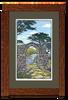 Seaward Carmel Highlands 1 Framed Print