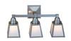 A-line Shade 3 light Sconce AS-3E