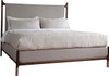 Walnut Grove Upholstered Bed by Stickley