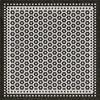 33084 MOSAIC C-CATHERINE ST 72 X 72 Vinyl Floor Cloth