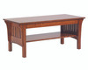 Mission Coffee Table 1800-QF