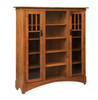 "Mission Display 60""h Bookcase HDMB14-HB"