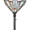 Maybeck Torchiere Shade