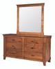 Hampton dresser and mirror