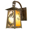 Peacock Hook Arm Sconce