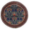 Round McMurdoch rug