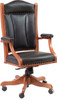 Desk Chair with Gas Lift DC-BER-55