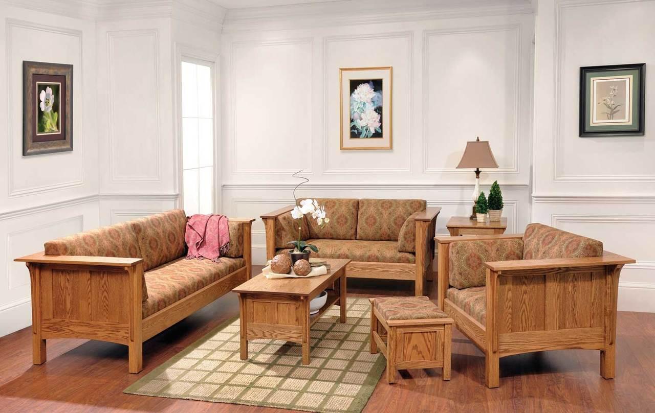 Shaker 6-Piece Living Room Set 1675-QF
