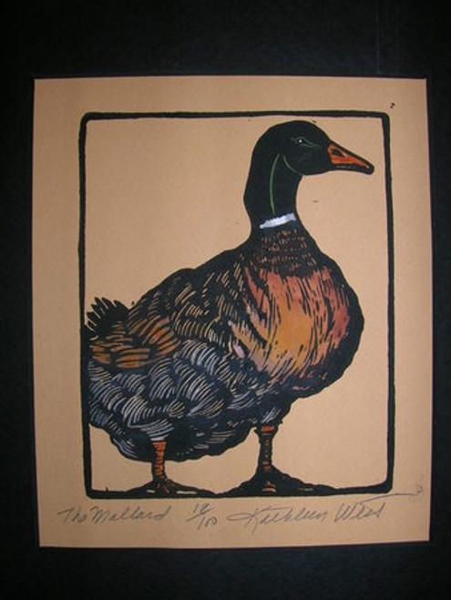 The Mallard Print