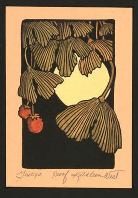 Ginkgo II Print