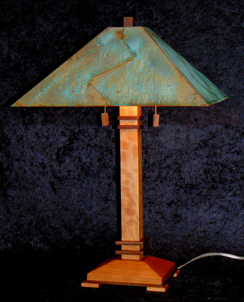 Lake Superior Table Lamp