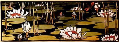 Water Lillies Print