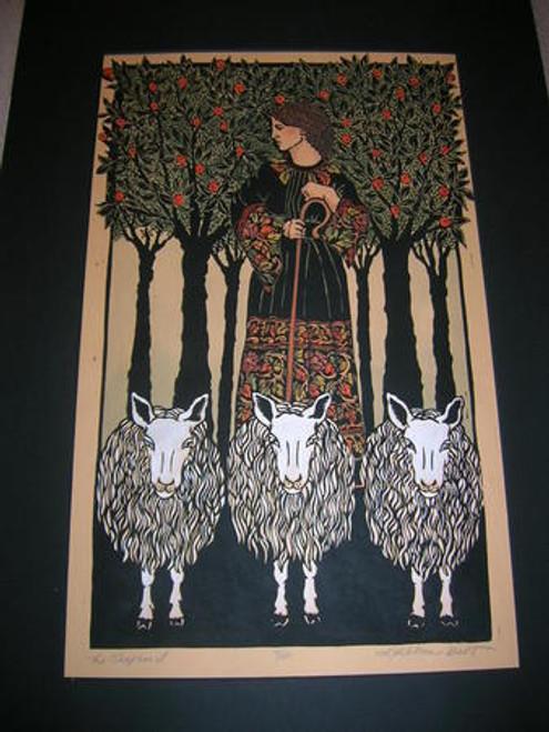 The Shepherd Print