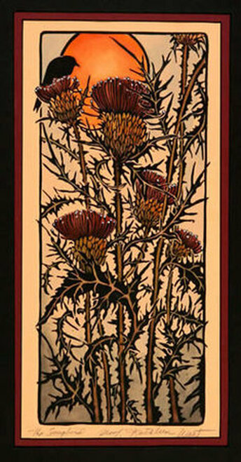 The Songbird Print