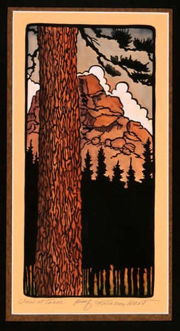 View at Tahoe Print
