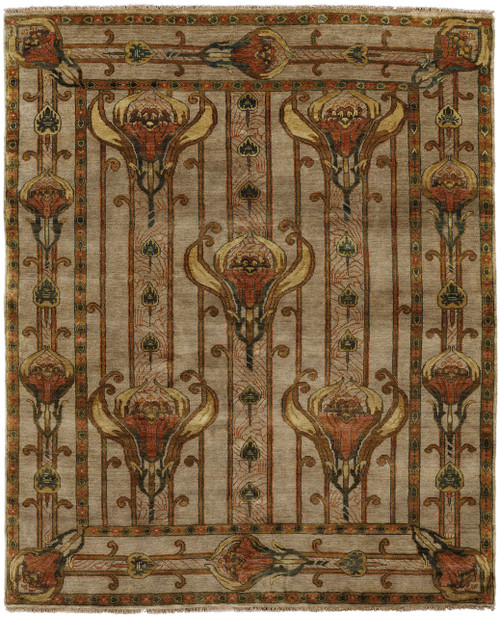 Field Lily Rug