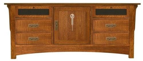 CRW-6510-F TV Console