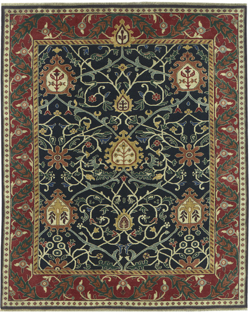 The Black Tree Rug PC-37A